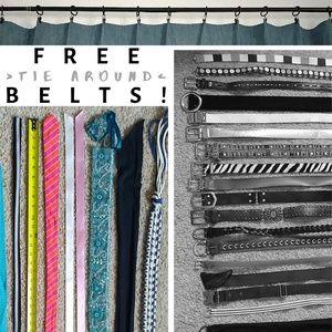 Accessories - FREE Tie Around Belt (with purchase)